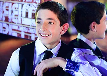 Juegos y shows para Bar Mitzva